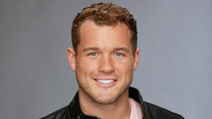 The Bachelor for season 23 Colton