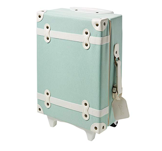 photo of Olli Ella Kid's Sized See-Ya Suitcase