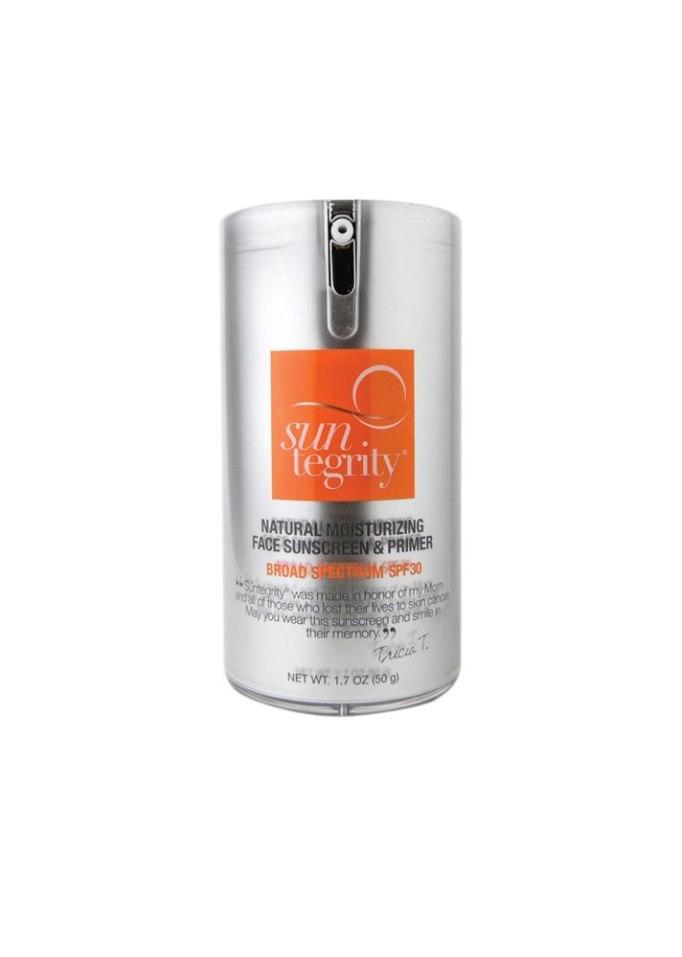 Suntegrity Natural Moisturizing Face Sunscreen & Primer, SPF 30