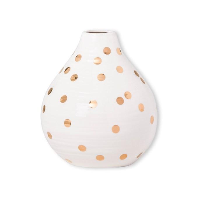 photo of small Opalhouse Gold Dot Vase