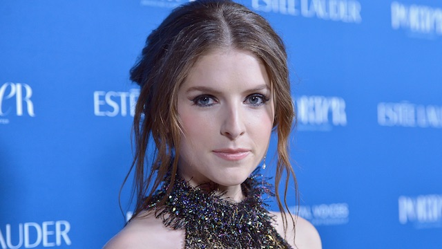 Anna Kendrick attends the PORTER Incredible Women Gala 2018