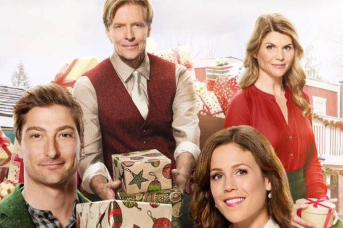 The cast of 'When Calls the Heart's Christmas special
