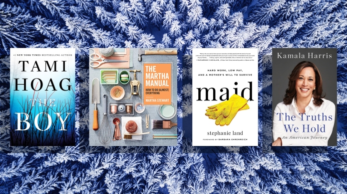 New Winter Books to Read 2019
