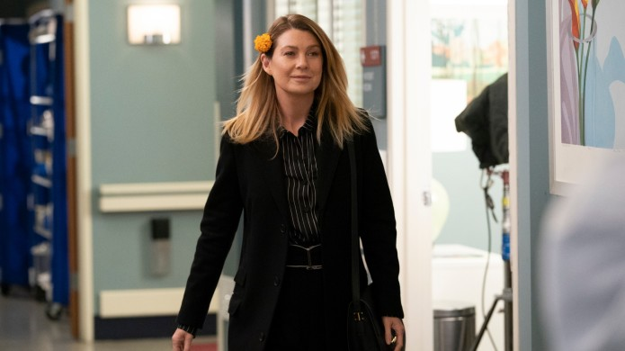 "Still of Meredith Grey in ""Flowers"