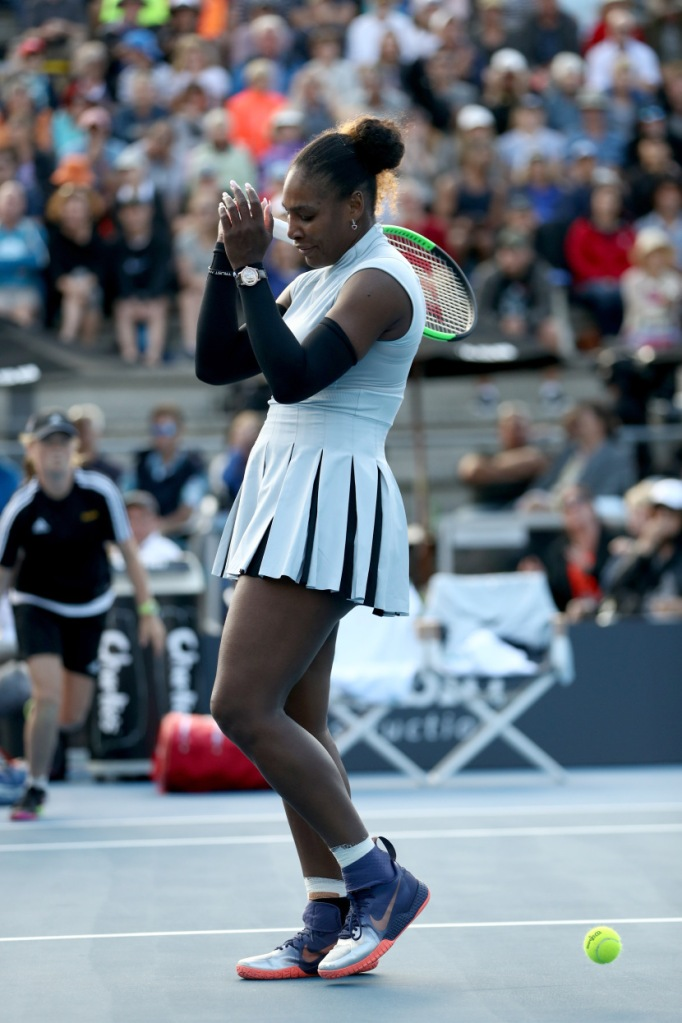 Serena Williams: 2017 ASB Classic