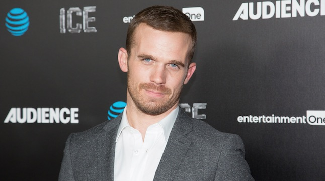 Cam Gigandet arrives for Premiere Of Audience Network's 'Ice' at ArcLight Cinemas on November 9, 2016