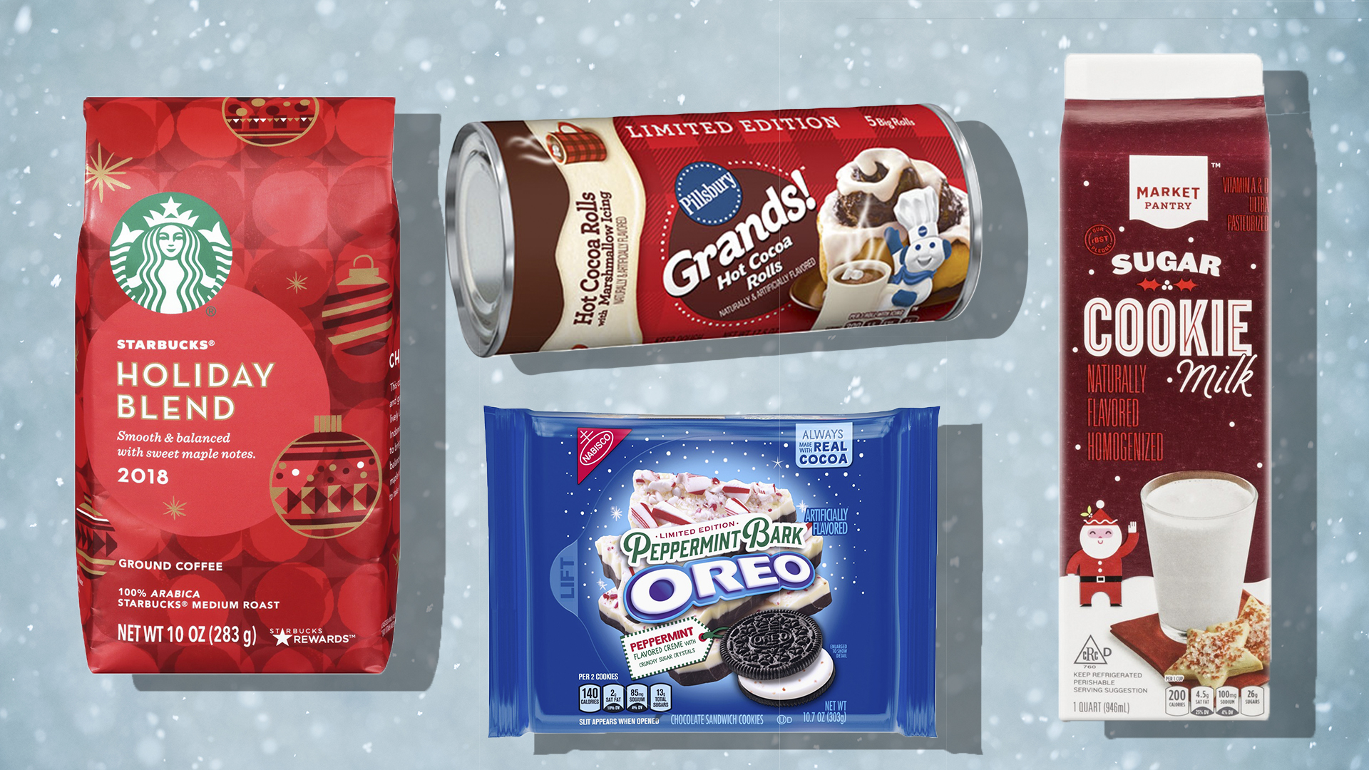 All The Limited Edition Holiday Foods Available Right Now Sheknows