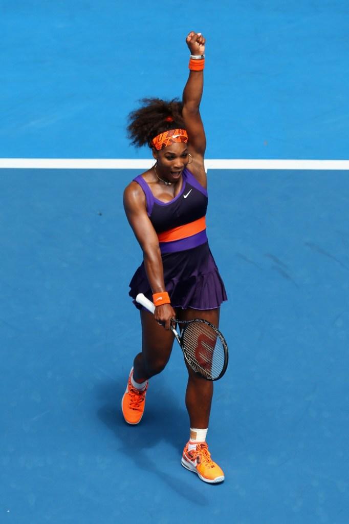 Serena Williams: 2013 Australian Open