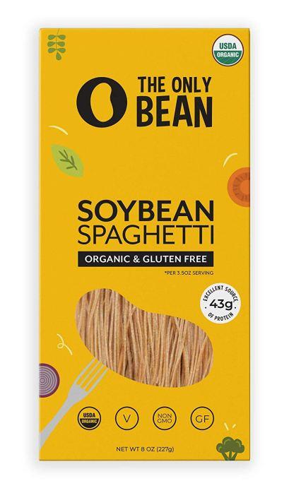 The Only Bean Organic Soybean Spaghetti