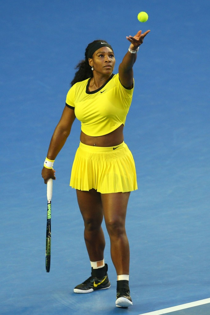 Serena Williams: 2016 Australian Open
