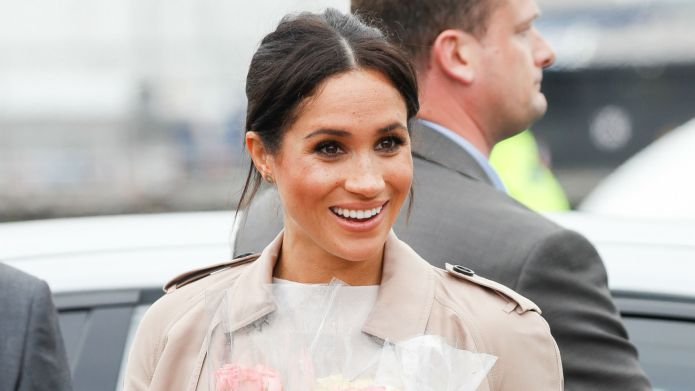 Photo of Meghan Markle during the
