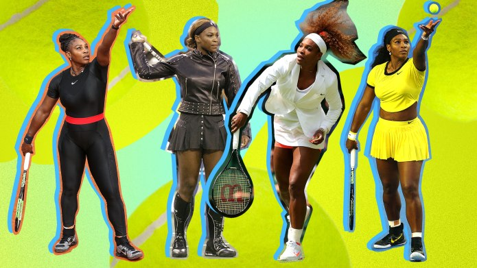 Serena Williams' Best Tennis Fashion, Outfits