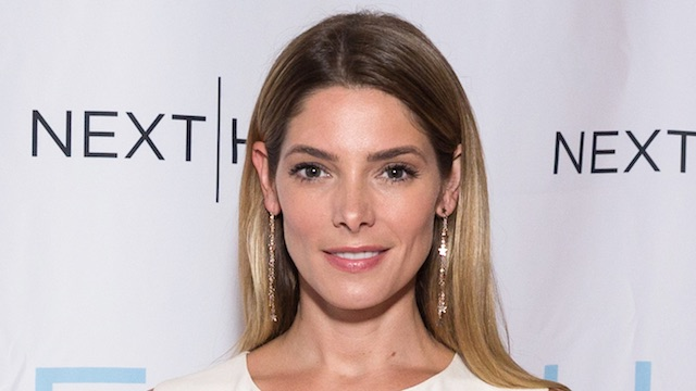 Ashley Greene attends the Next Health Grand Opening at the Westfield, Century City