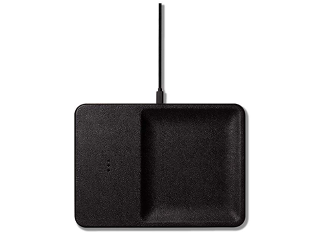 photo of Courant Wireless Charging Tray