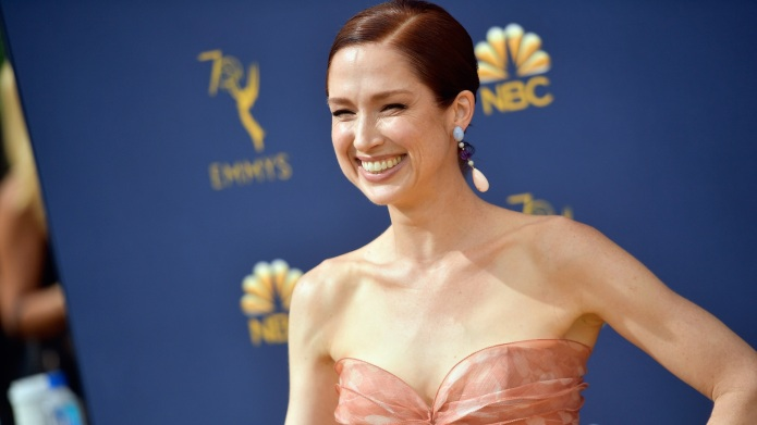 Ellie Kemper at the 70th Emmy