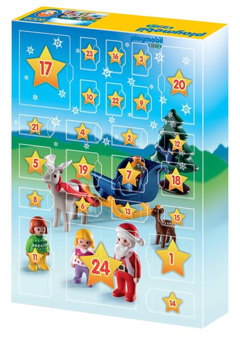 Christmas on the Farm Playmobil Advent Calendar