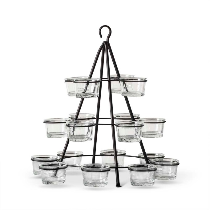 photo of Hearth & Hand Appetizer/Dessert Tiered Server