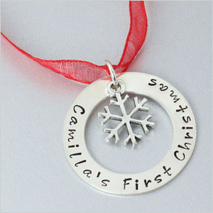 040f75ee5 25 Baby's first Christmas ornaments – SheKnows