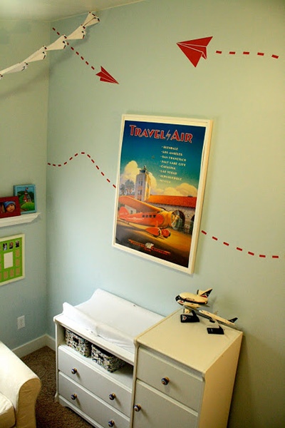 Planes Inspired Boy Bedrooms Sheknows