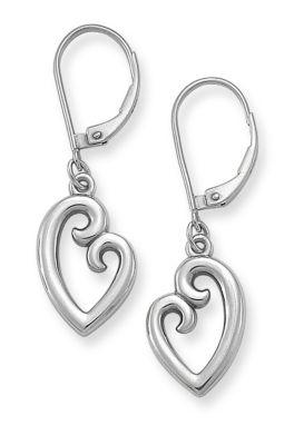 Sweet heart earrings | Sheknows.com