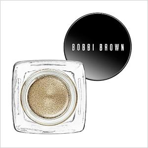 Bobbi Brown Metallic Cream Shadow in Gold Sparkle