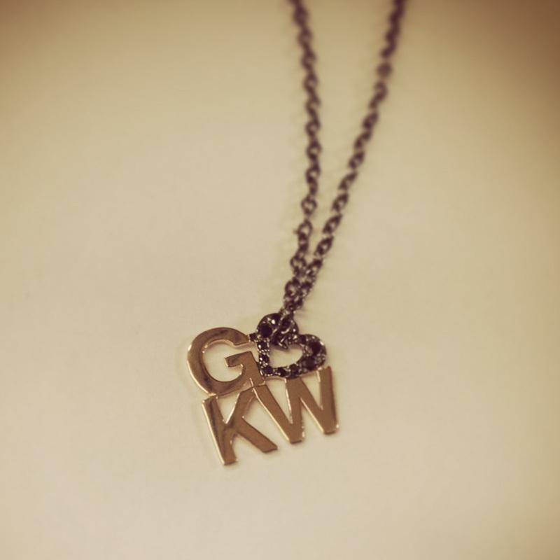 A blingy monogram | Sheknows.com