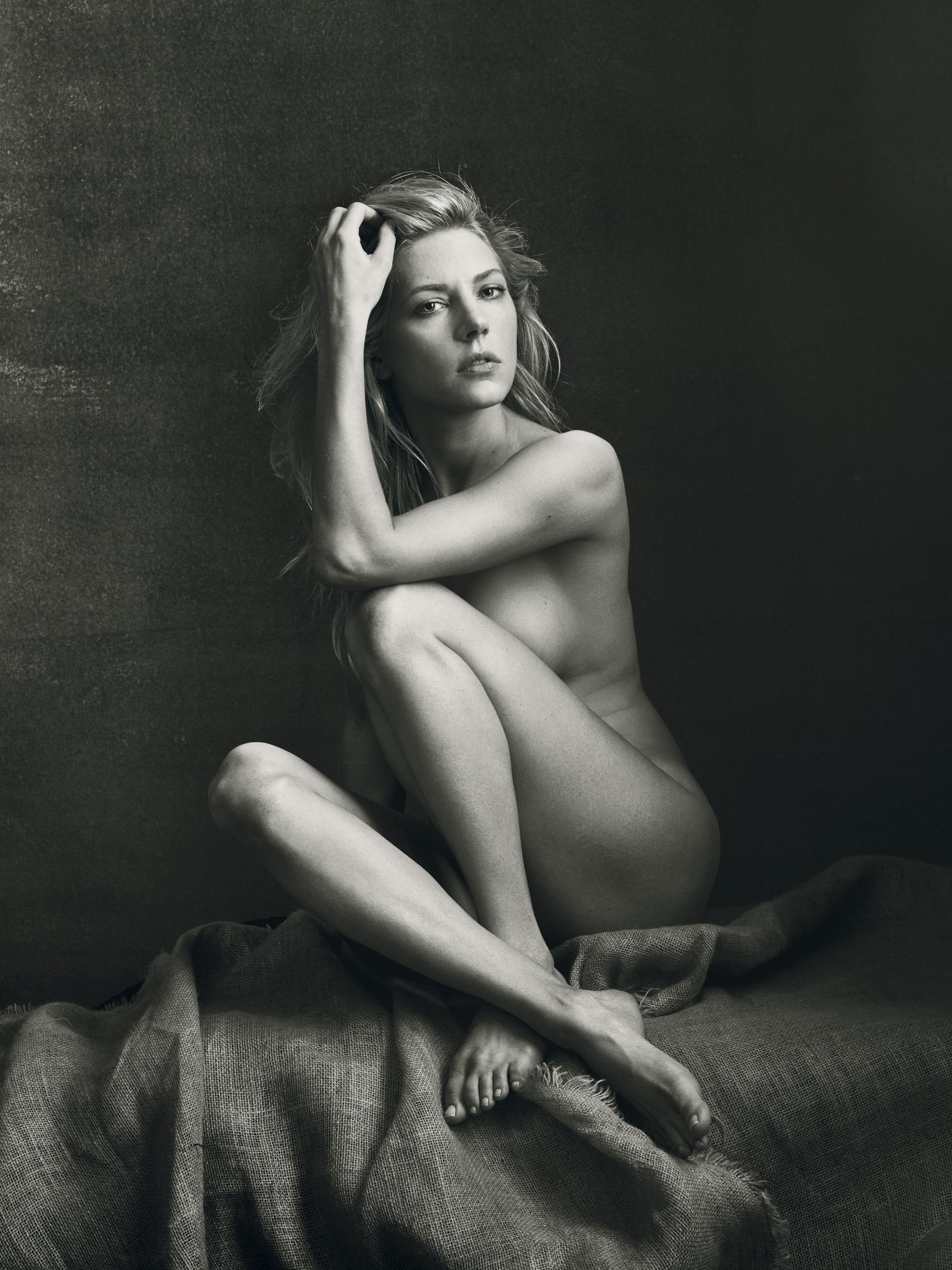 Katheryn Winnick Allure nude issue