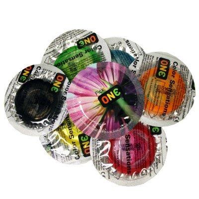 condom sampler