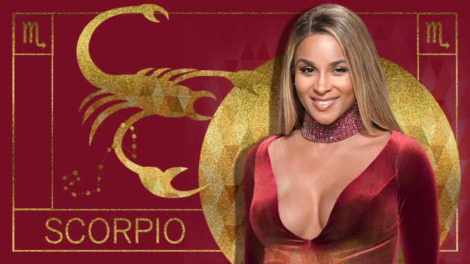 Scorpio: Oct. 23 – Nov. 21