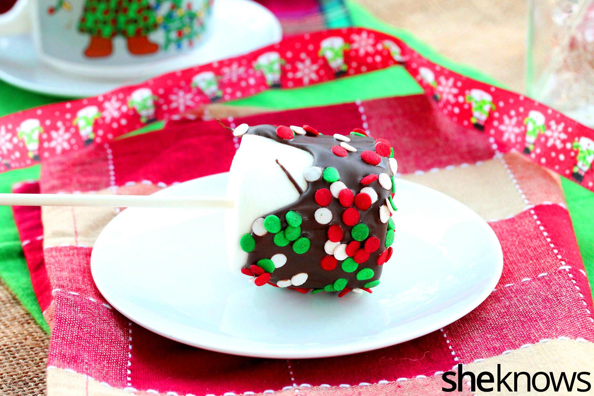 chocolate-marshmallow-pop