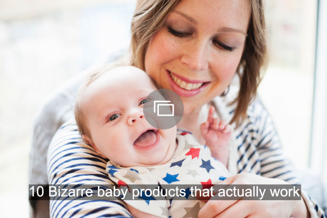 10 Bizarre baby products that actually work