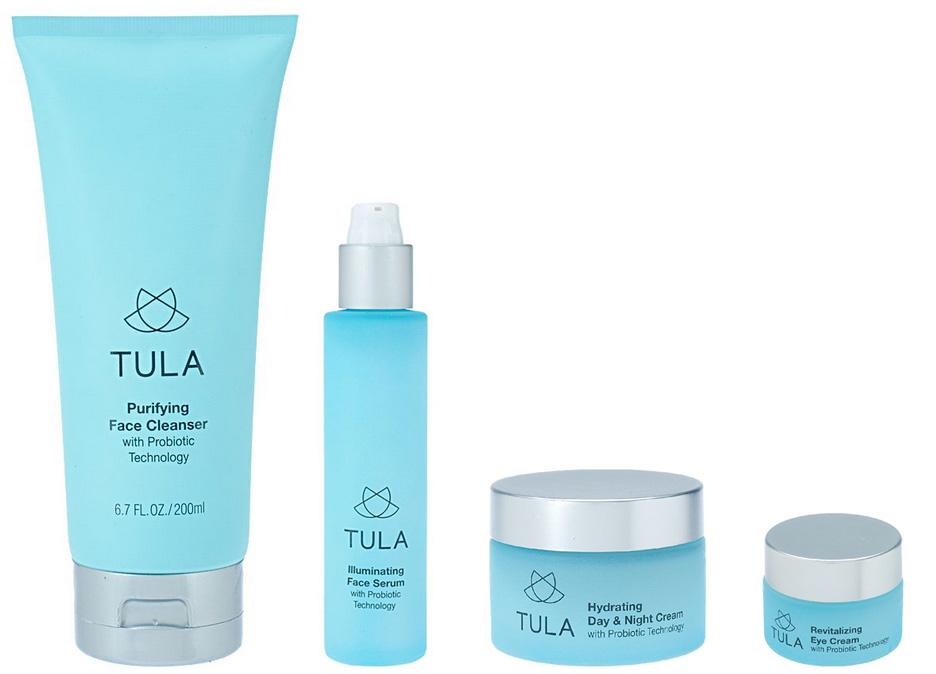 Tula Skin Care Line