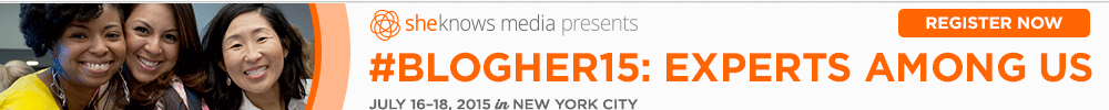 BlogHer15: Experts Among Us conference