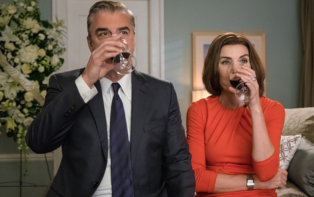 Still from 'The Good Wife'