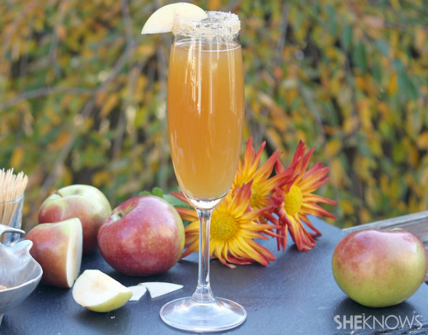 3-Fall cocktail recipes