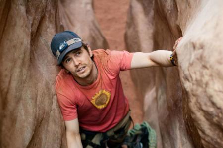 127 Hours stars James Franco