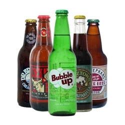 soda sampler box