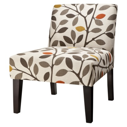 leave upholstered chair