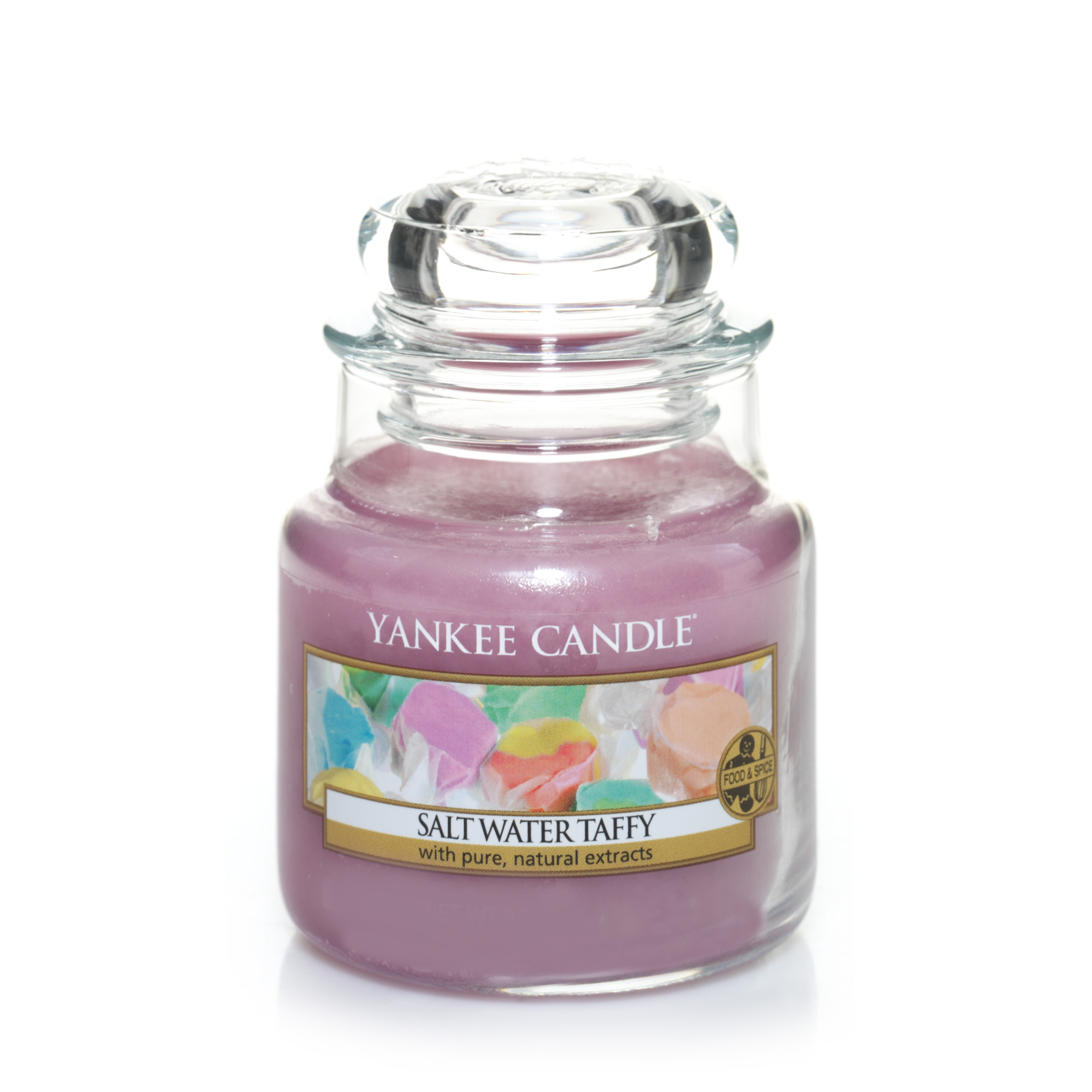Salt Water Taffy Candle