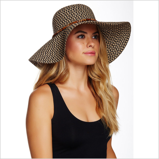 08046086 14 Ways to rock a floppy hat like you were born for it – SheKnows