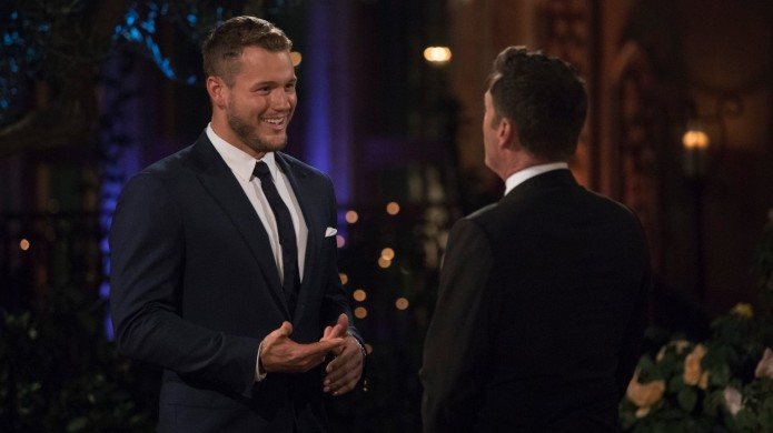 Photo of Colton Underwood and Chris