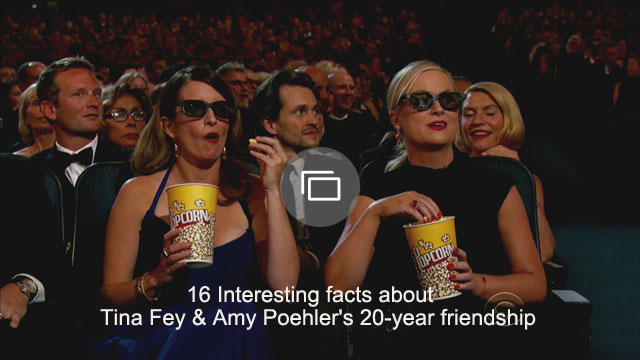 16 Interesting facts about Tina Fey & Amy Poehler's 20-year friendship