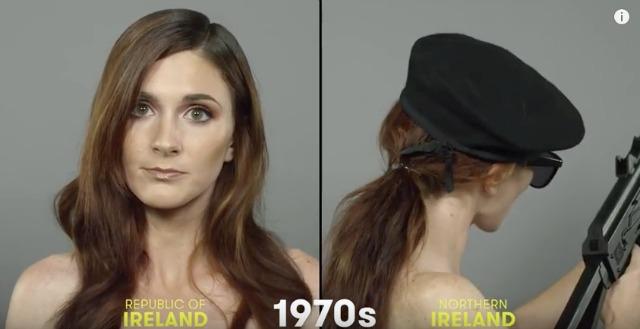 1970s Irish beauty