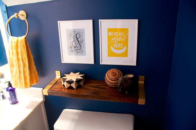7 Dramatic Design Ideas To Make Your Bathroom Pop Without A Remodel Sheknows