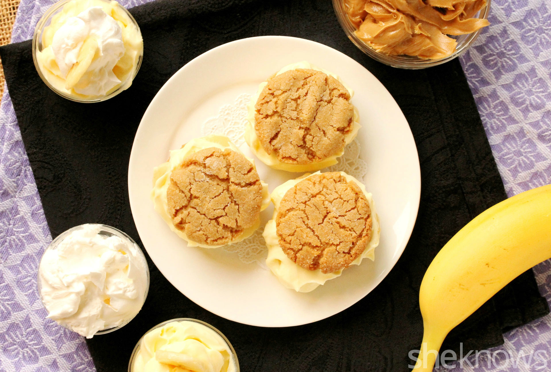 peanut-butter-and-banana-cookies