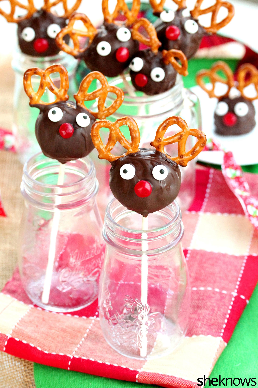 chocolate-reindeer-cookie-dough-lollipop
