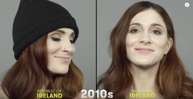 2010s Irish beauty