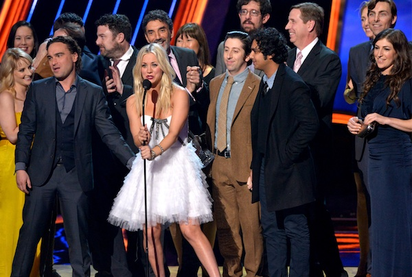 The 2013 People's Choice Awards in Los Angeles, California.