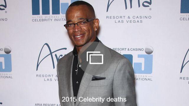 2015 celebrity deaths slideshow