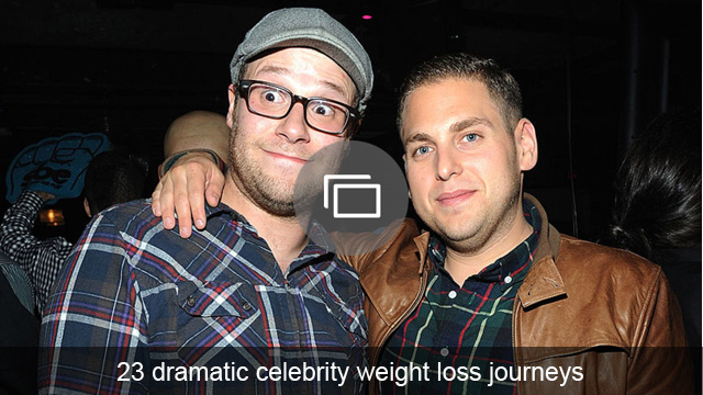 23 dramatic celebrity weight loss journeys